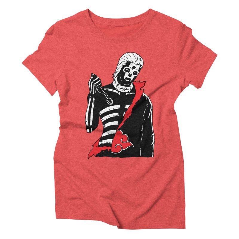 Skvllified Hidan Women's Triblend T-Shirt by skullpelillustrations's Artist Shop