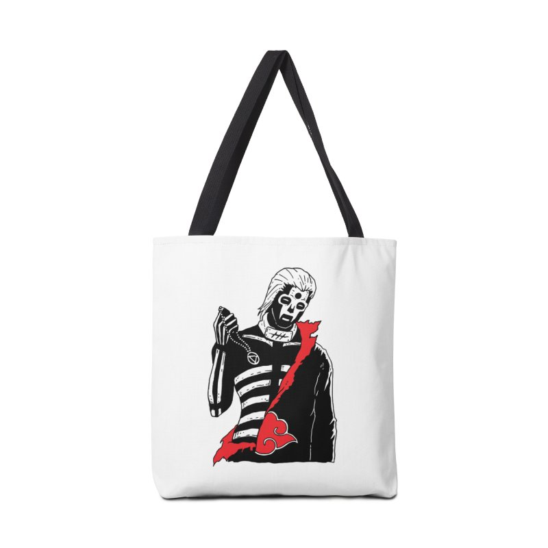 Skvllified Hidan Accessories Bag by skullpel illustrations's Artist Shop