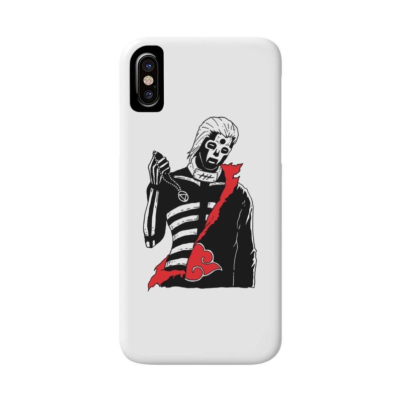 Skvllified Hidan Accessories Phone Case by skullpelillustrations's Artist Shop