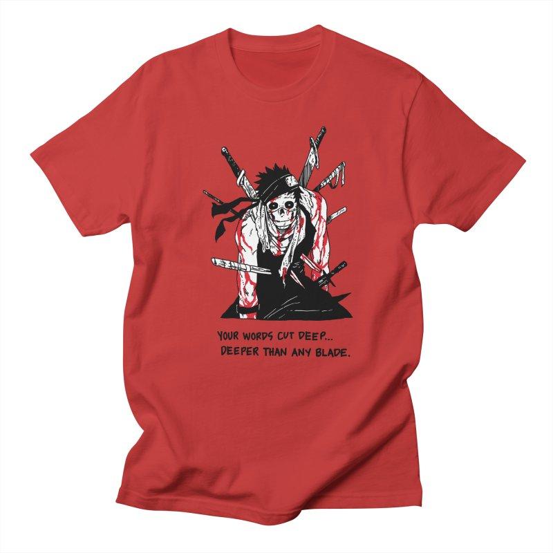 Skvllified Zabuza Women's Regular Unisex T-Shirt by skullpelillustrations's Artist Shop
