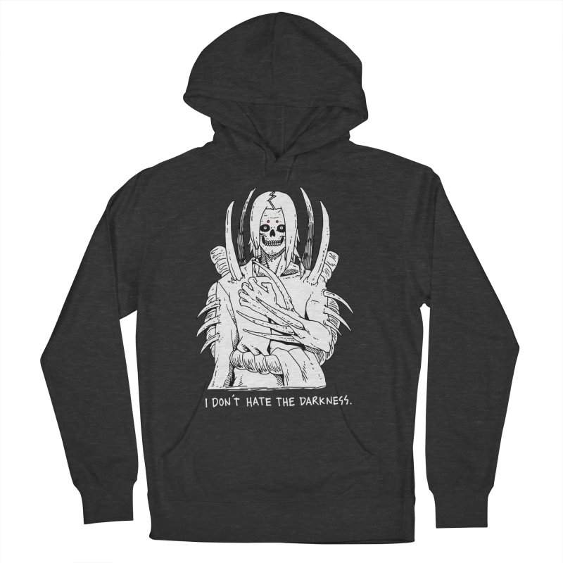 Skvllified Kimimaro Men's French Terry Pullover Hoody by skullpelillustrations's Artist Shop