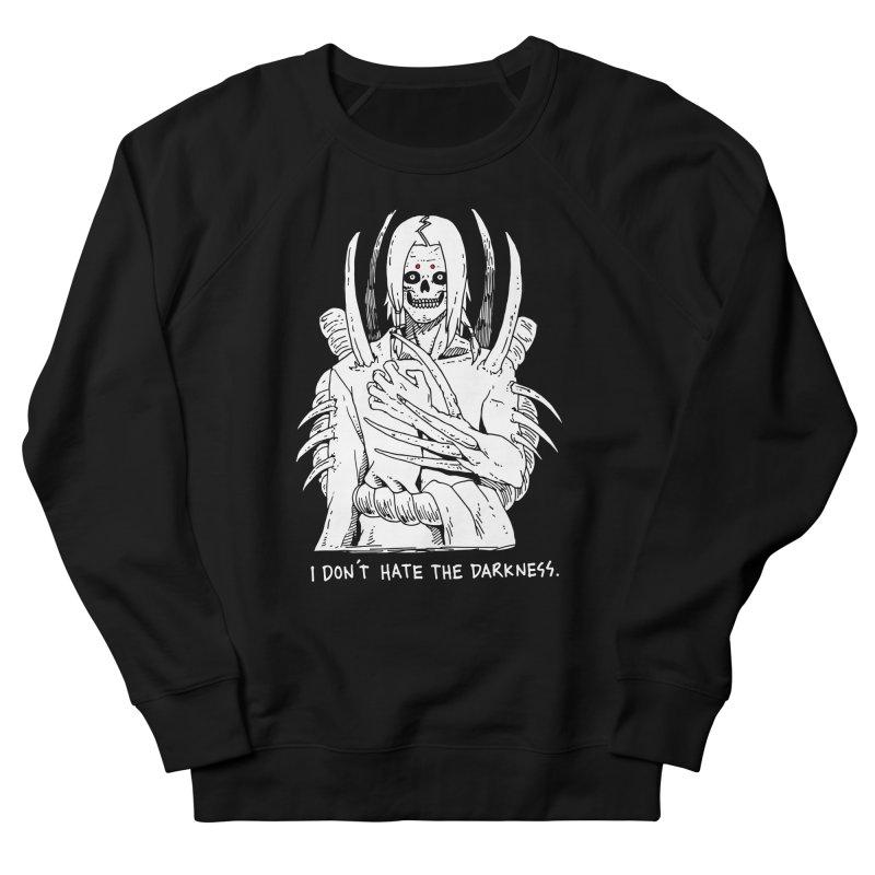 Skvllified Kimimaro Men's French Terry Sweatshirt by skullpelillustrations's Artist Shop