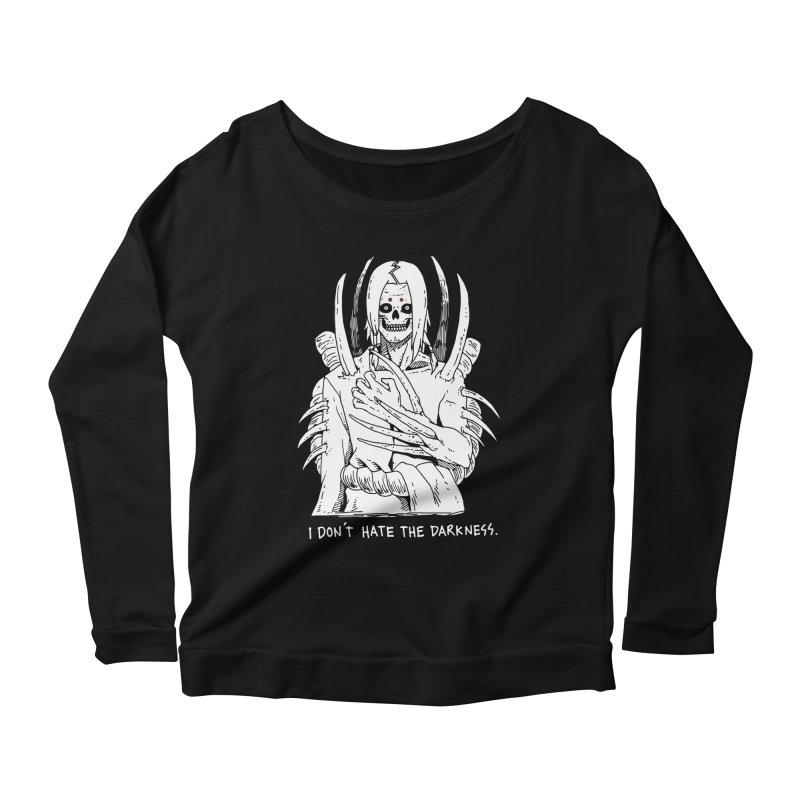 Skvllified Kimimaro Women's Scoop Neck Longsleeve T-Shirt by skullpelillustrations's Artist Shop