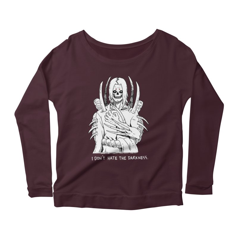Skvllified Kimimaro Women's Scoop Neck Longsleeve T-Shirt by skullpel illustrations's Artist Shop