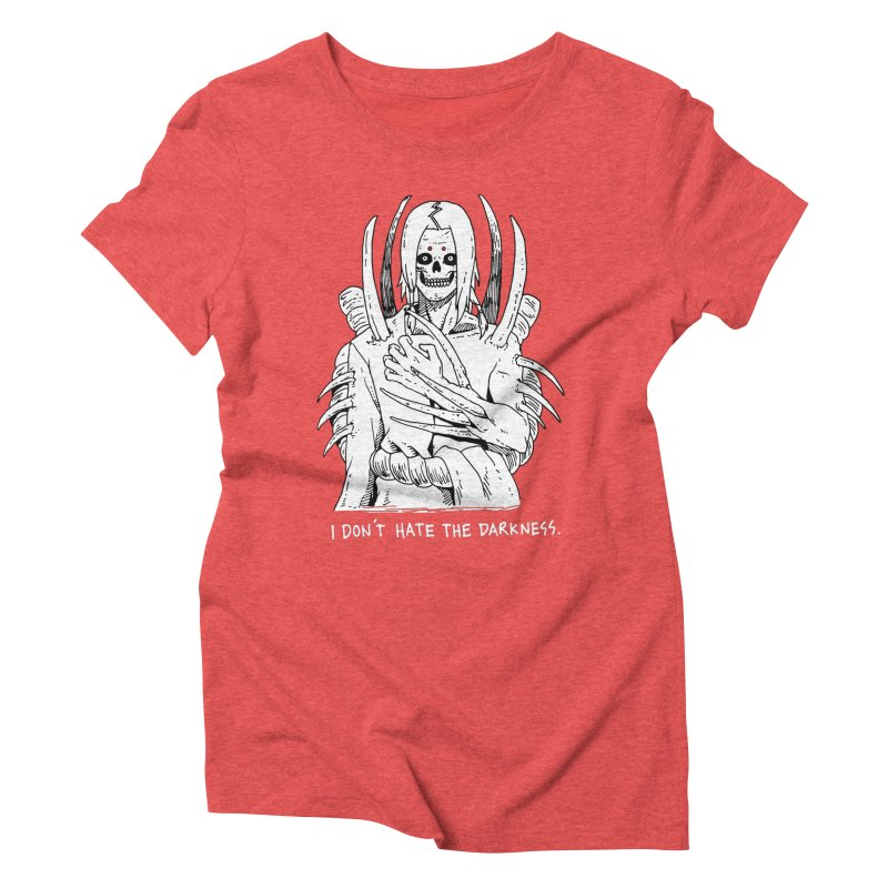 Skvllified Kimimaro Women's Triblend T-Shirt by skullpelillustrations's Artist Shop