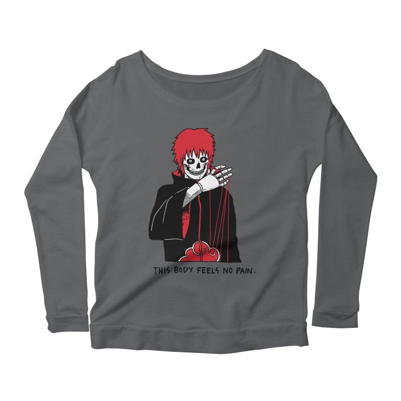 Skvllified Sasori Women's Scoop Neck Longsleeve T-Shirt by skullpel illustrations's Artist Shop
