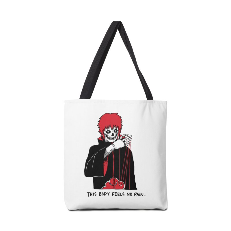 Skvllified Sasori Accessories Bag by skullpel illustrations's Artist Shop