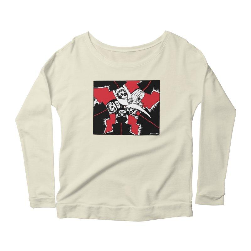Akatsuki Groupfie Women's Scoop Neck Longsleeve T-Shirt by skullpel illustrations's Artist Shop