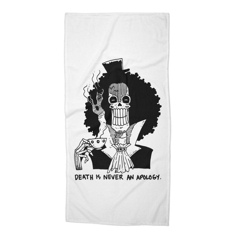 "OP: Skvllified Brook ""Soul King"" Accessories Beach Towel by skullpel illustrations's Artist Shop"