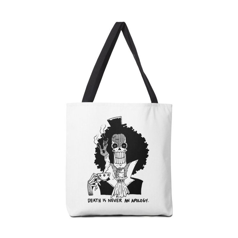 "OP: Skvllified Brook ""Soul King"" Accessories Bag by skullpel illustrations's Artist Shop"