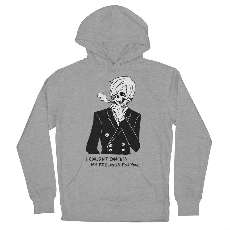 OP: Skvllified Sanji-sama Men's French Terry Pullover Hoody by skullpel illustrations's Artist Shop