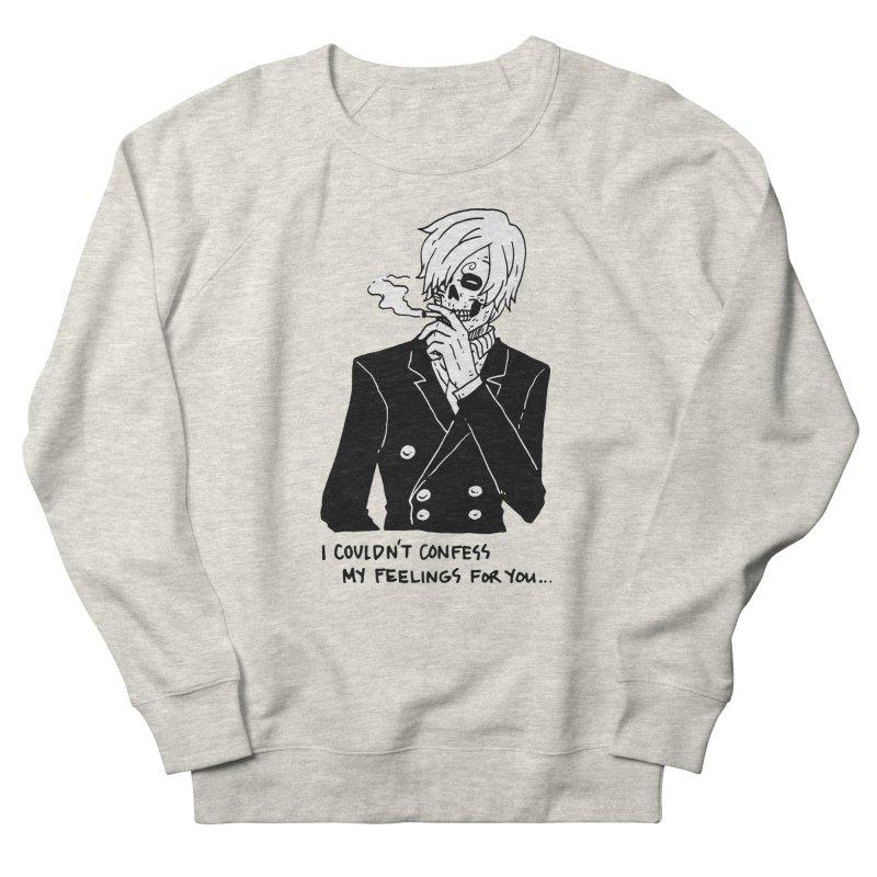OP: Skvllified Sanji-sama Men's French Terry Sweatshirt by skullpel illustrations's Artist Shop