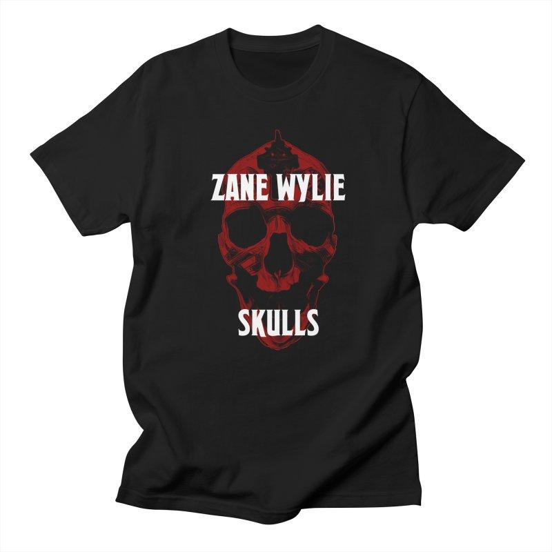 Red Chaplain 3 Men's Regular T-Shirt by skullprops's Artist Shop
