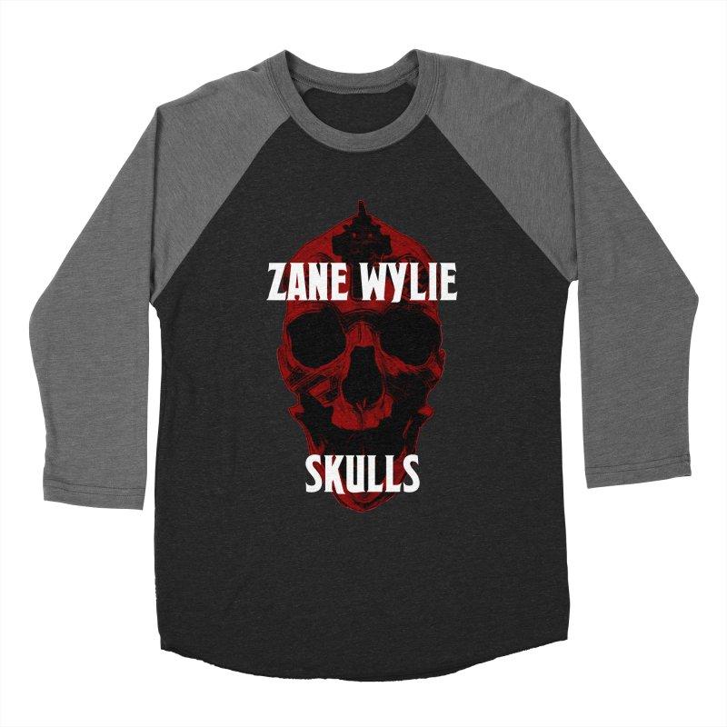 Red Chaplain 3 Women's Baseball Triblend Longsleeve T-Shirt by skullprops's Artist Shop