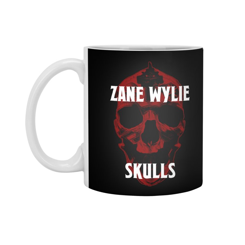 Red Chaplain 3 Accessories Standard Mug by skullprops's Artist Shop