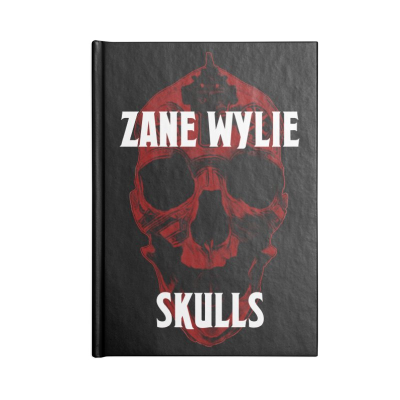 Red Chaplain 3 Accessories Lined Journal Notebook by skullprops's Artist Shop