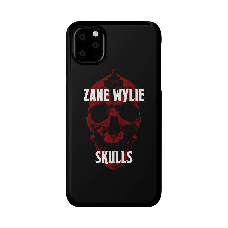 Red Chaplain 3 Accessories Phone Case by skullprops's Artist Shop