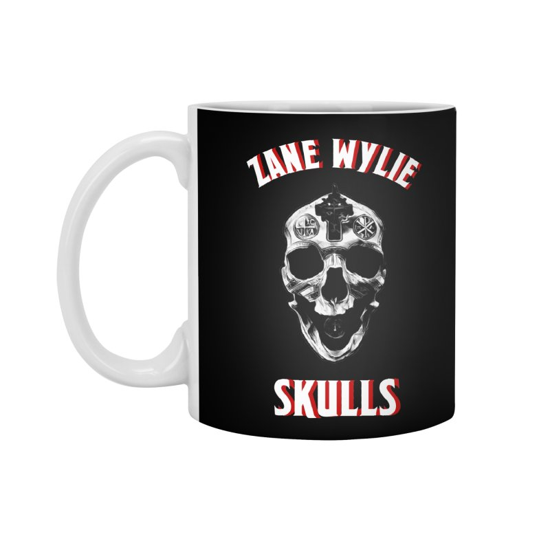 War Chaplain Red 3D Accessories Standard Mug by skullprops's Artist Shop