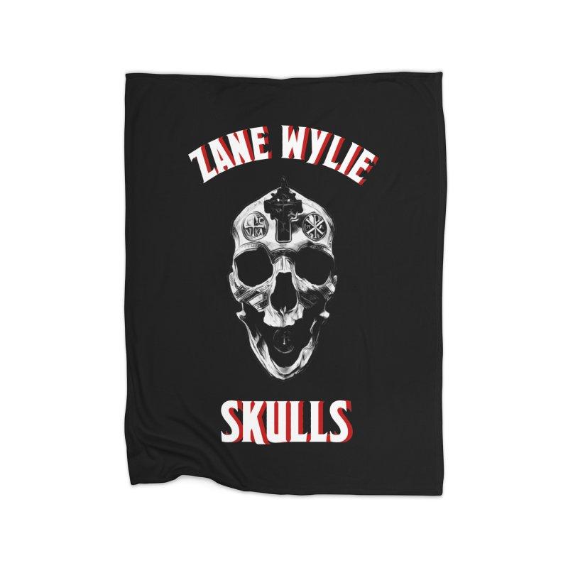 War Chaplain Red 3D Home Fleece Blanket Blanket by skullprops's Artist Shop