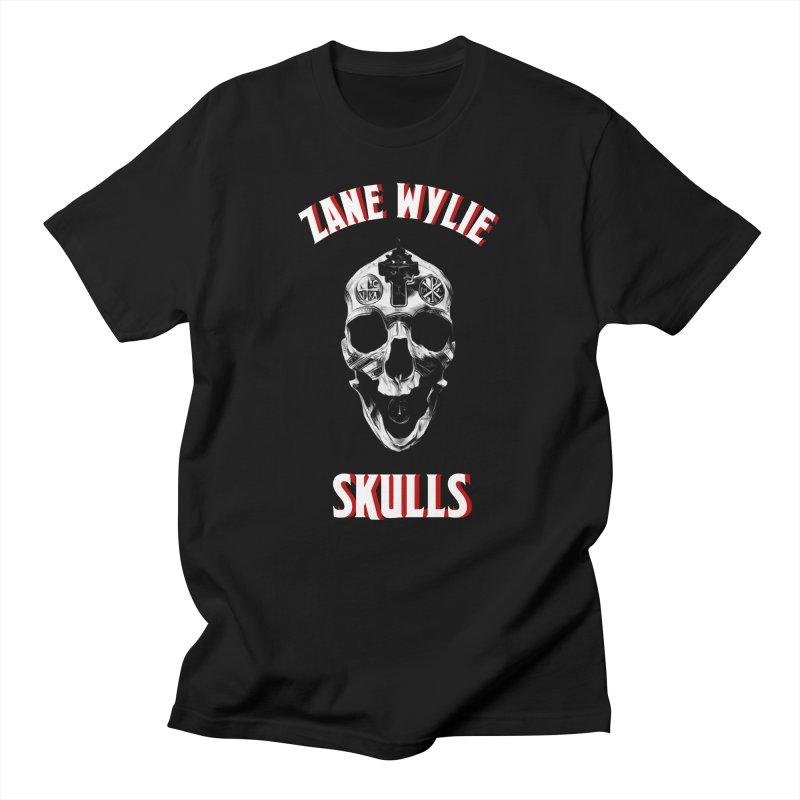 War Chaplain Red 3D Men's T-Shirt by skullprops's Artist Shop