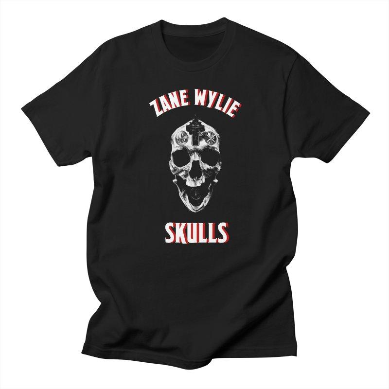 War Chaplain Red 3D Men's Regular T-Shirt by skullprops's Artist Shop