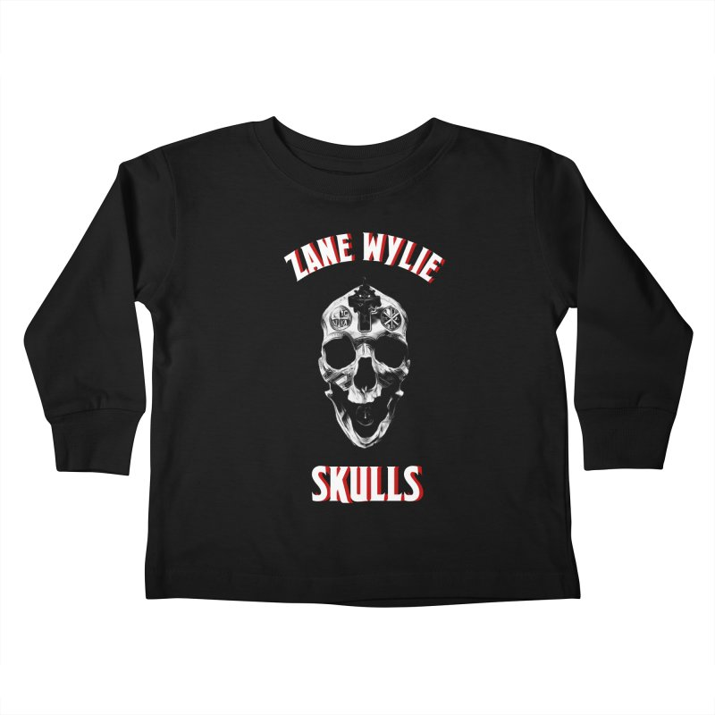 War Chaplain Red 3D Kids Toddler Longsleeve T-Shirt by skullprops's Artist Shop