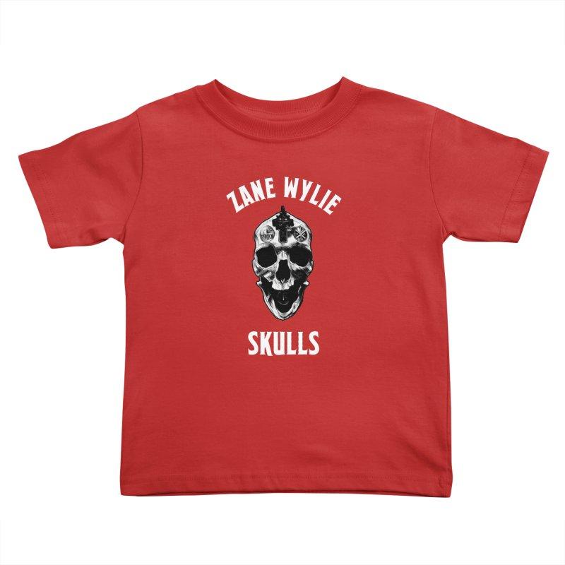 War Chaplain Kids Toddler T-Shirt by skullprops's Artist Shop