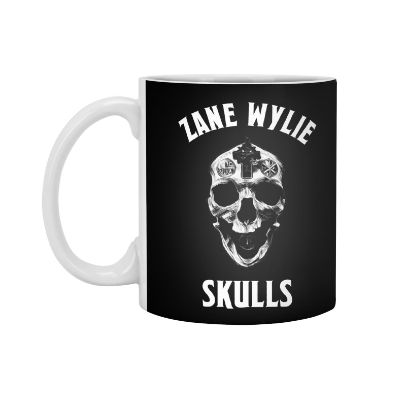 War Chaplain Accessories Standard Mug by skullprops's Artist Shop