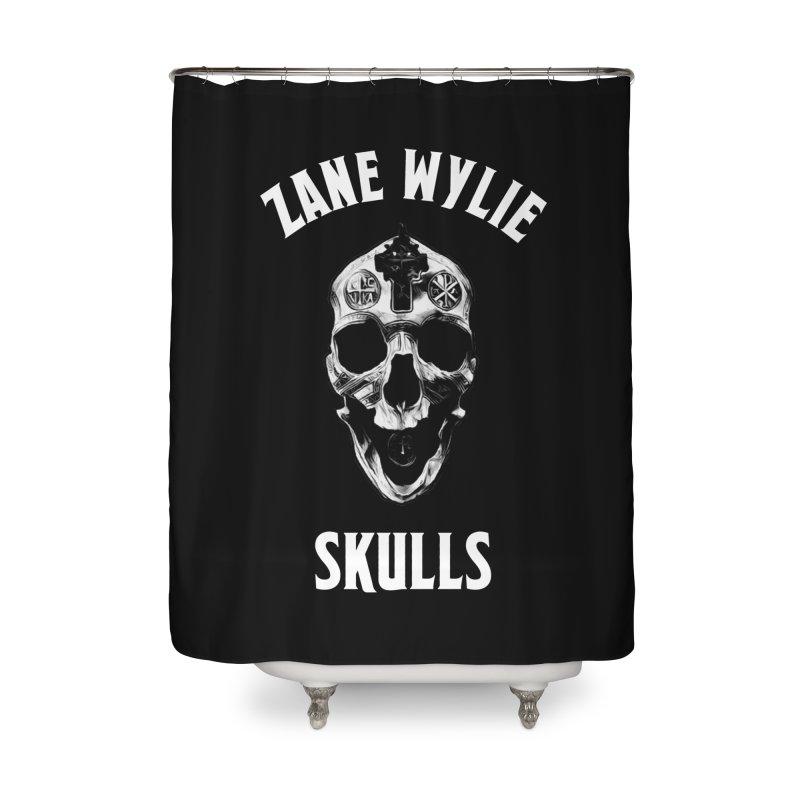 War Chaplain Home Shower Curtain by skullprops's Artist Shop