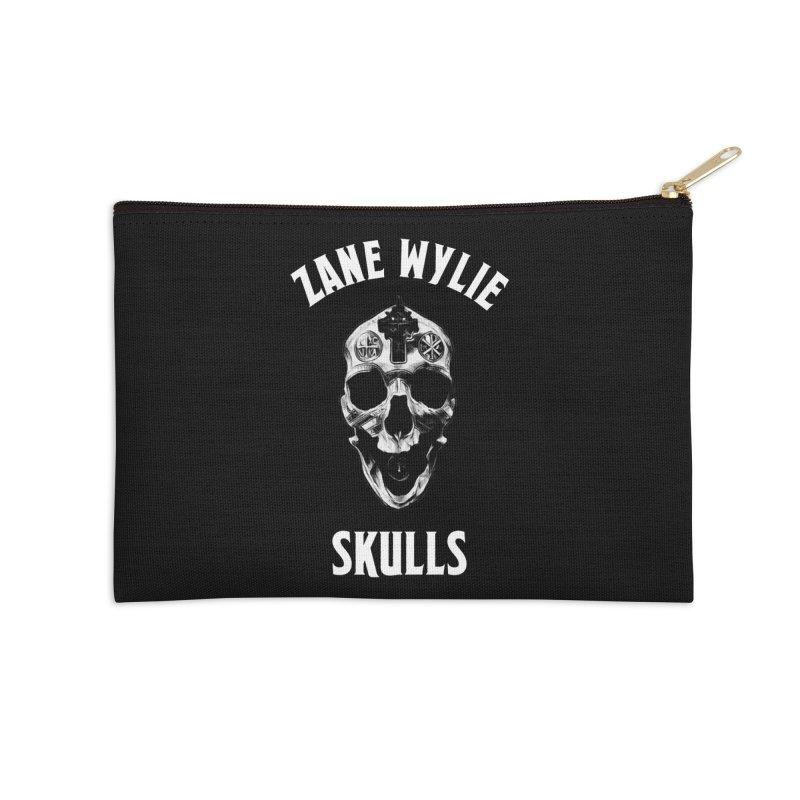 War Chaplain Accessories Zip Pouch by skullprops's Artist Shop