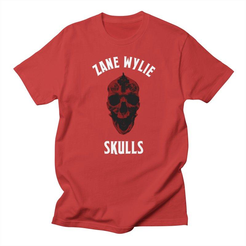 Red Chaplain Banner Women's Regular Unisex T-Shirt by skullprops's Artist Shop