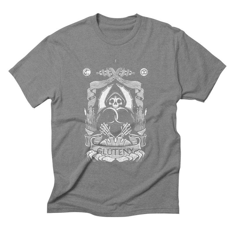 Gluteny Men's T-Shirt by Skulls Society