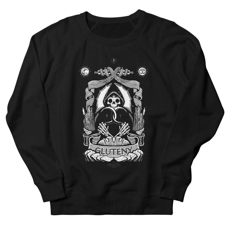 Gluteny Men's Sweatshirt by Skulls Society