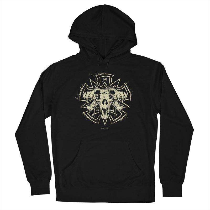 Hellhound of Hades Men's Pullover Hoody by Skulls Society