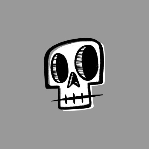 Design for It's Just a Skull