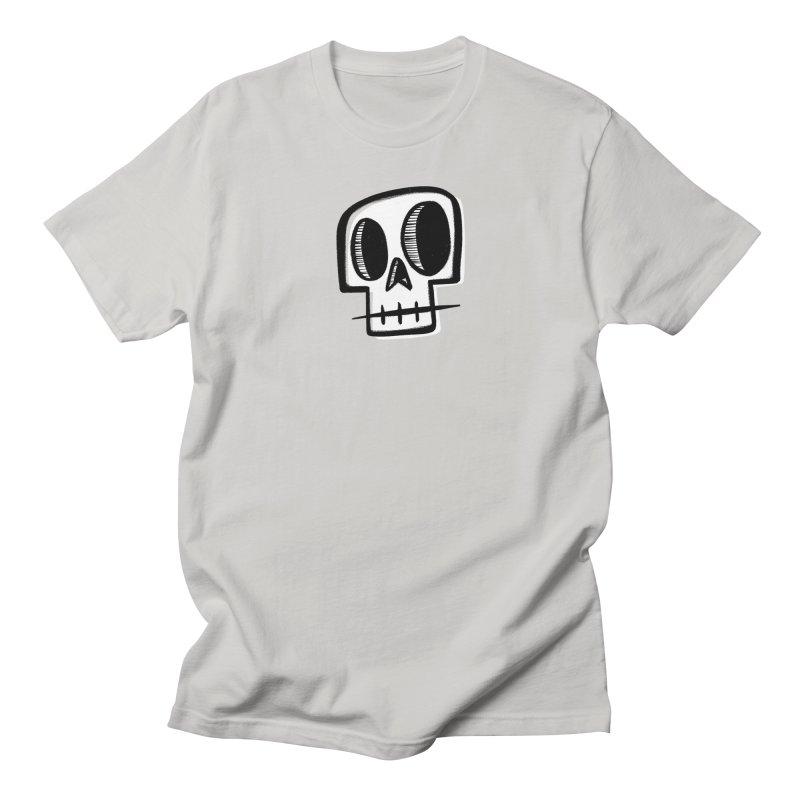 It's Just a Skull Men's T-Shirt by Skulltastic