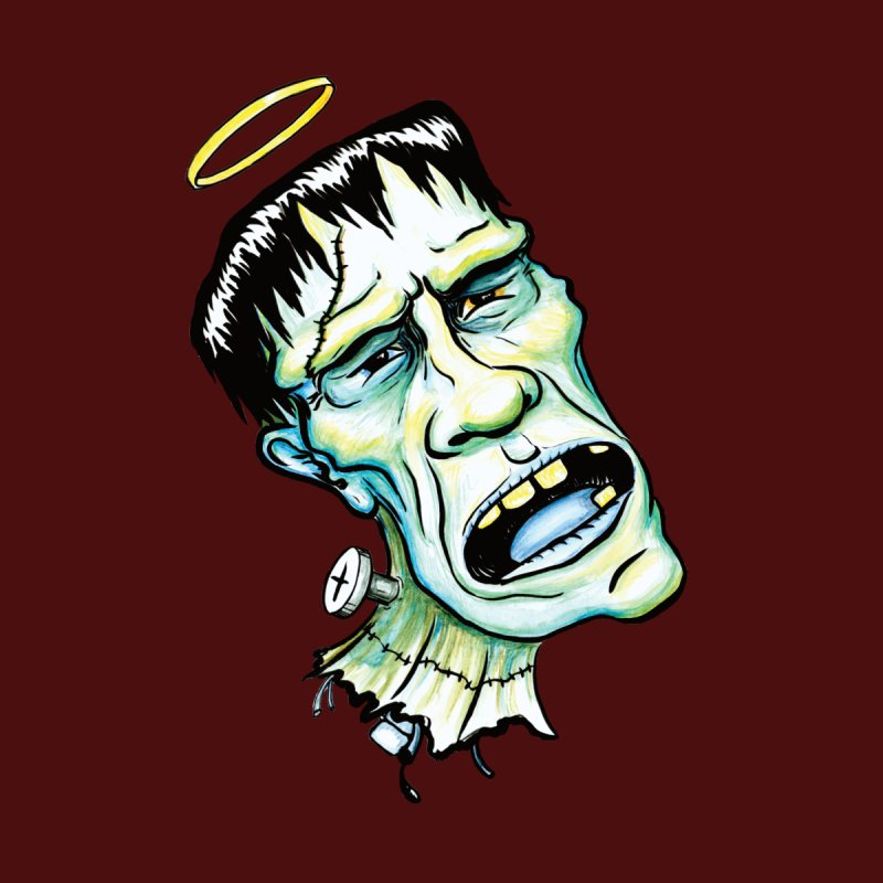 Saint Frank None  by SkullyFlower's Sweetly Creepy Tees