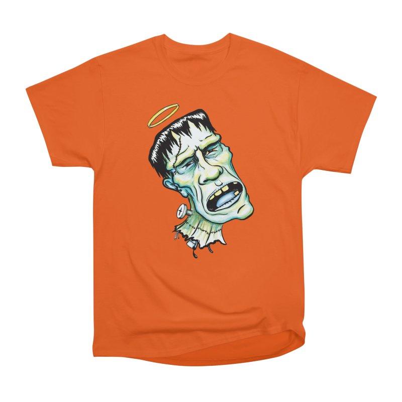 Saint Frank Women's T-Shirt by SkullyFlower's Sweetly Creepy Tees