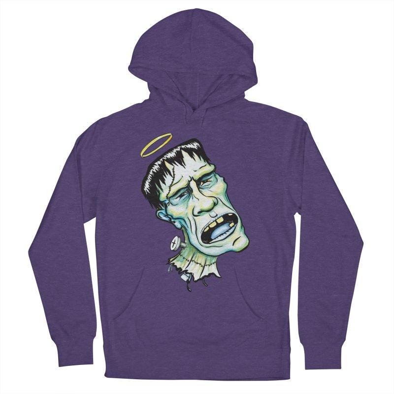 Saint Frank Men's Pullover Hoody by SkullyFlower's Sweetly Creepy Tees