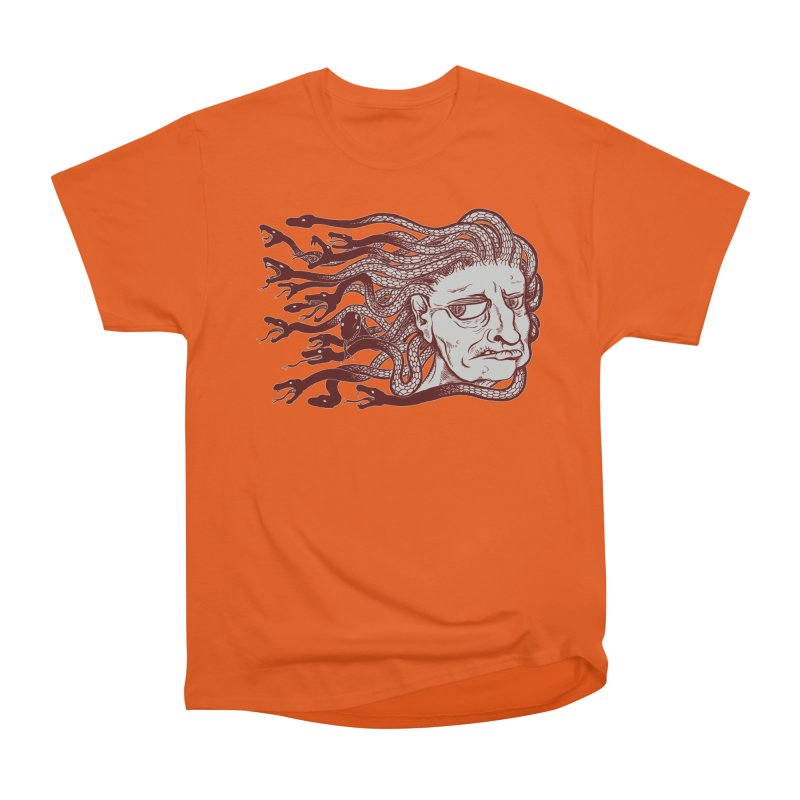 Gorgon Women's T-Shirt by SkullyFlower's Sweetly Creepy Tees
