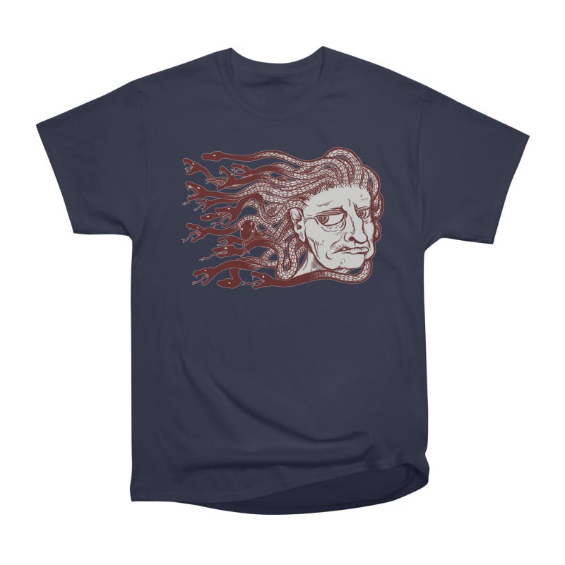 Gorgon Men's Classic T-Shirt by SkullyFlower's Sweetly Creepy Tees