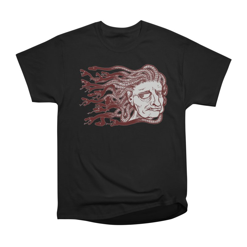 Gorgon Women's Classic Unisex T-Shirt by SkullyFlower's Sweetly Creepy Tees