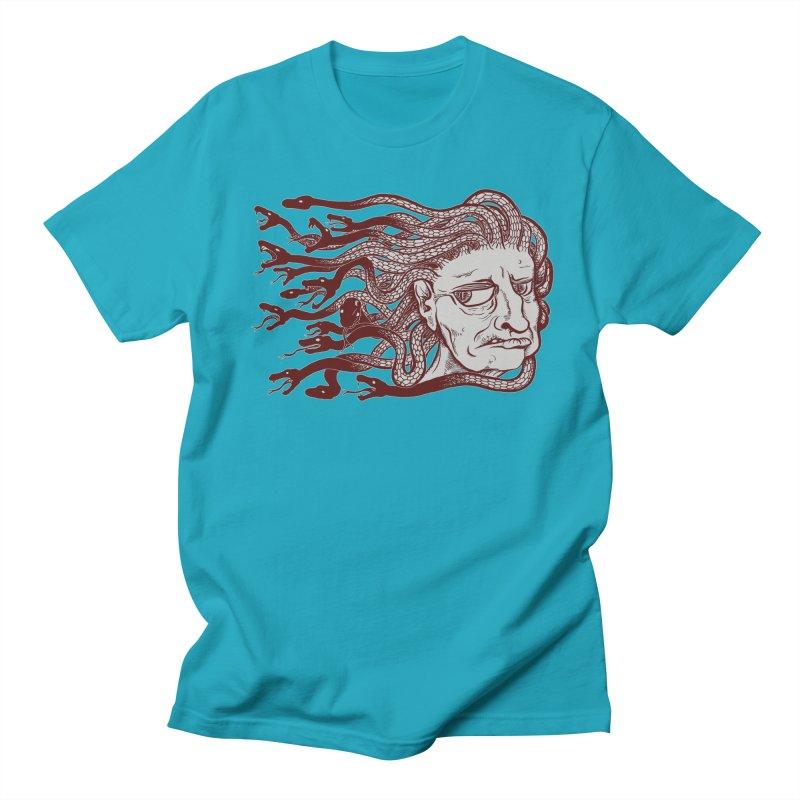 Gorgon Women's Unisex T-Shirt by SkullyFlower's Sweetly Creepy Tees