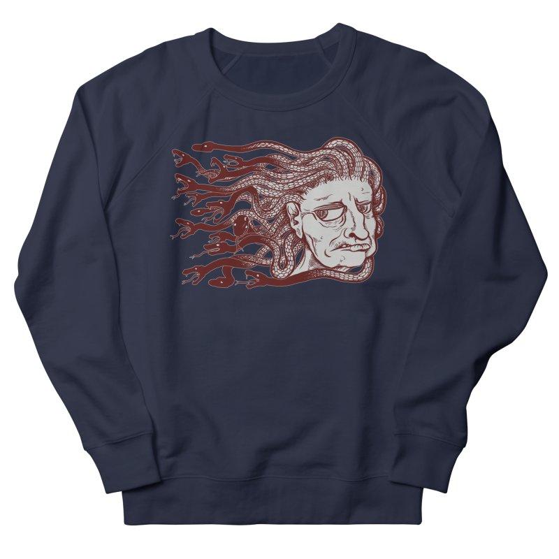 Gorgon Women's Sweatshirt by SkullyFlower's Sweetly Creepy Tees