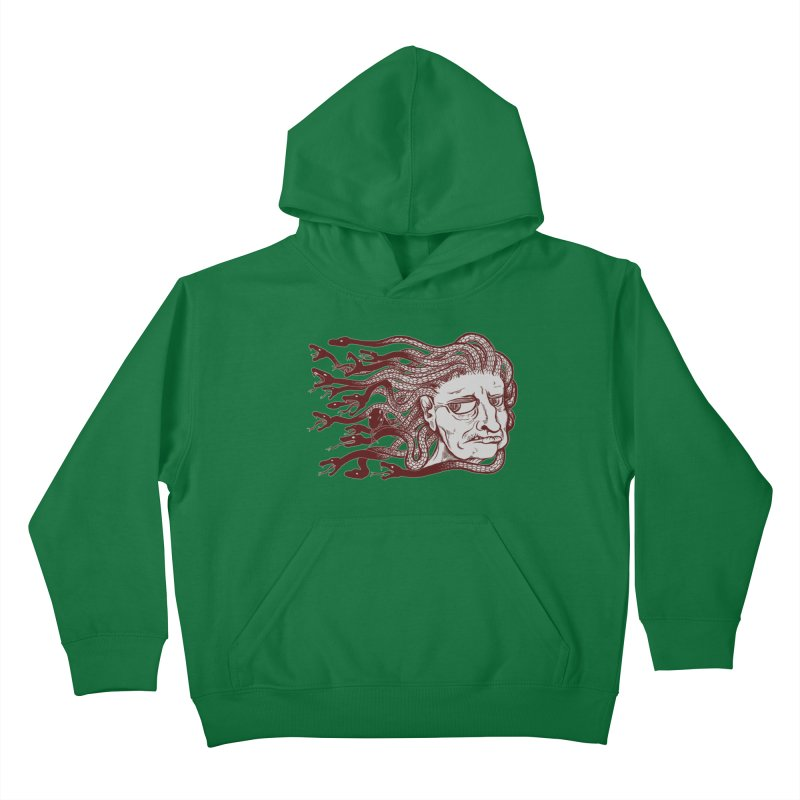 Gorgon   by SkullyFlower's Sweetly Creepy Tees