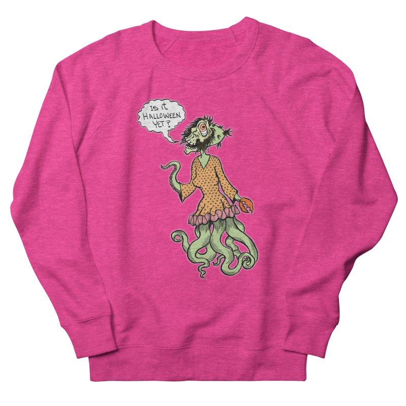 Is It Halloween Yet? Men's Sweatshirt by SkullyFlower's Sweetly Creepy Tees