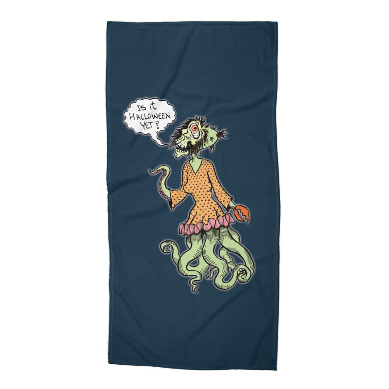 Is It Halloween Yet?   by SkullyFlower's Sweetly Creepy Tees