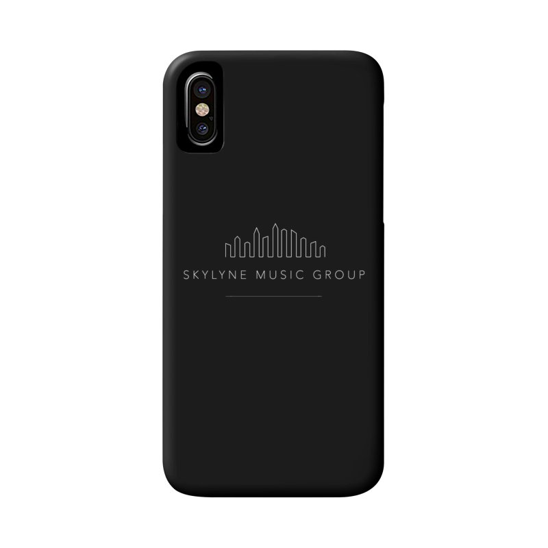 Skylyne Designs in iPhone X / XS Phone Case Slim by Skylyne Music Group Store