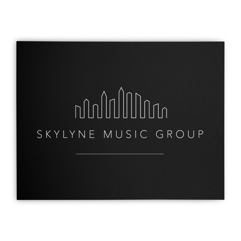 Skylyne Designs Home Stretched Canvas by Skylyne Music Group Store