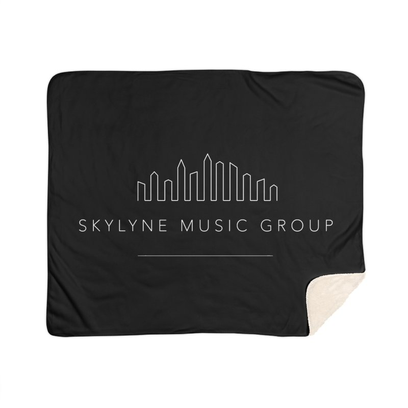 Skylyne Designs Home Sherpa Blanket Blanket by Skylyne Music Group Store